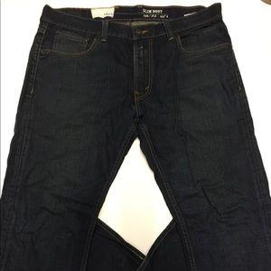 Levi's Slim Bootcut  Jeans